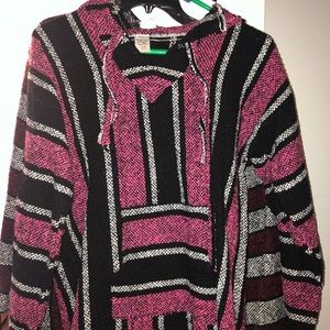 Sweaters - Baha drug rug sweater